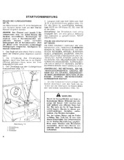 Toro 38052C 521 Snowthrower Laden Anleitung, 1989 page 8