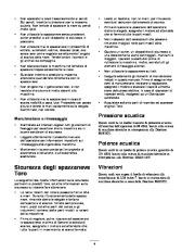 Toro 38026 1800 Power Curve Snowthrower Manuale Utente, 2004, 2005 page 4