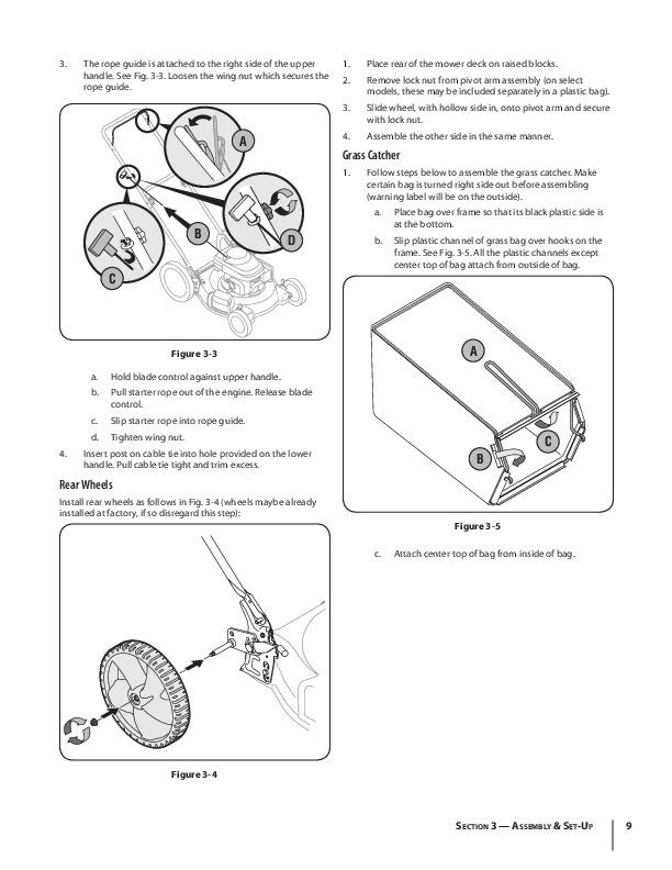 Mtd Huskee Lawn Tractor Manual : Mtd series push lawn mower owners manual