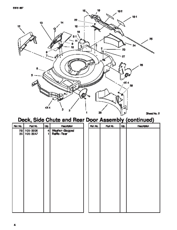 toro 20019 22 inch recycler lawn mower parts catalog  2003 toro lawn mower repair manual toro lawn mower repair manual download