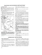 Toro 38052C 521 Snowthrower Owners Manual, 1988 page 10