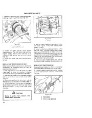 Toro 38052C 521 Snowthrower Owners Manual, 1988 page 14