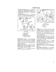 Toro 38052C 521 Snowthrower Owners Manual, 1988 page 9