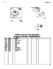 Toro 62925 206cc OHV Vacuum Blower Parts Catalog, 2006 page 15