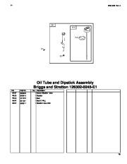 Toro 62925 206cc OHV Vacuum Blower Parts Catalog, 2006 page 19
