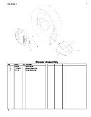 Toro 62925 206cc OHV Vacuum Blower Parts Catalog, 2006 page 4