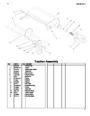 Toro 62925 206cc OHV Vacuum Blower Parts Catalog, 2006 page 7