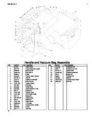 Toro 62925 206cc OHV Vacuum Blower Parts Catalog, 2006 page 8