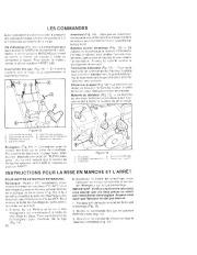 Toro 38052C 521 Snowthrower Manuel des Propriétaires, 1988 page 10
