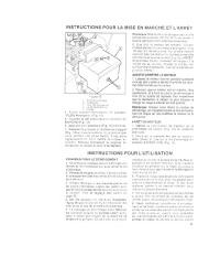 Toro 38052C 521 Snowthrower Manuel des Propriétaires, 1988 page 11