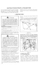 Toro 38052C 521 Snowthrower Manuel des Propriétaires, 1988 page 12