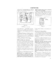 Toro 38052C 521 Snowthrower Manuel des Propriétaires, 1988 page 17