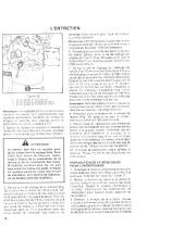 Toro 38052C 521 Snowthrower Manuel des Propriétaires, 1988 page 18