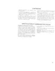 Toro 38052C 521 Snowthrower Manuel des Propriétaires, 1988 page 19