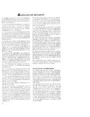 Toro 38052C 521 Snowthrower Manuel des Propriétaires, 1988 page 2