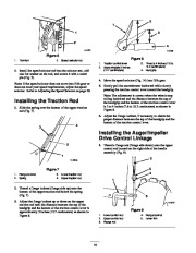 Toro 38053 824 Power Throw Snowthrower Owners Manual, 2003 page 10