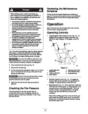 Toro 38053 824 Power Throw Snowthrower Owners Manual, 2003 page 13