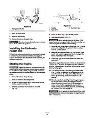 Toro 38053 824 Power Throw Snowthrower Owners Manual, 2003 page 15