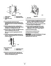 Toro 38053 824 Power Throw Snowthrower Owners Manual, 2003 page 22