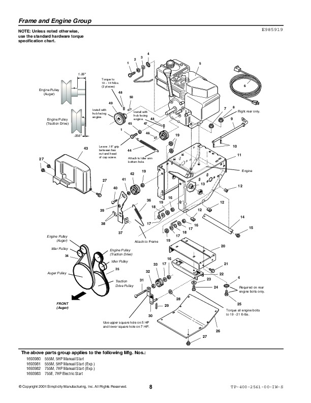 Briggs Stratton Carburetor Diagram09s5023707 B1