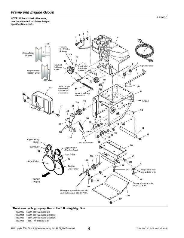 Troy Bilt Lawn Mower Engine Diagram in addition Lawn Mowers Toro Blower Parts moreover Download Arien Snow Blower Model 910995 Manuals 6735196 further Yard Machine Snowblower Parts Diagram additionally Kubota Front Snow Blower Wiring Diagrams. on john deere snow blower manuals