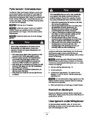 Toro 38053 824 Power Throw Snowthrower Owners Manual, 2002 page 13