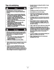 Toro 38053 824 Power Throw Snowthrower Owners Manual, 2002 page 17