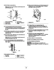 Toro 38053 824 Power Throw Snowthrower Owners Manual, 2002 page 22
