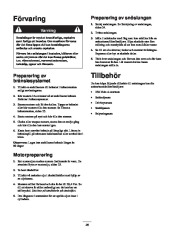 Toro 38053 824 Power Throw Snowthrower Owners Manual, 2002 page 26