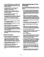Toro 38053 824 Power Throw Snowthrower Owners Manual, 2002 page 4