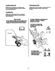 Toro 38053 824 Power Throw Snowthrower Owners Manual, 2002 page 5