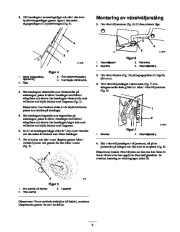 Toro 38053 824 Power Throw Snowthrower Owners Manual, 2002 page 9