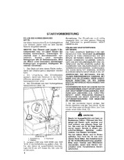 Toro 38054 521 Snowthrower Laden Anleitung, 1990 page 8