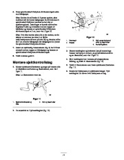 Toro 38053 824 Power Throw Snowthrower Eiere Manual, 2003 page 11