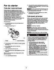 Toro 38053 824 Power Throw Snowthrower Eiere Manual, 2003 page 12