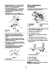 Toro 38053 824 Power Throw Snowthrower Eiere Manual, 2003 page 14