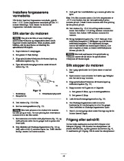 Toro 38053 824 Power Throw Snowthrower Eiere Manual, 2003 page 15