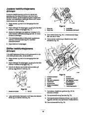 Toro 38053 824 Power Throw Snowthrower Eiere Manual, 2003 page 20