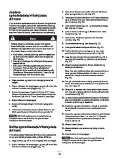 Toro 38053 824 Power Throw Snowthrower Eiere Manual, 2003 page 22