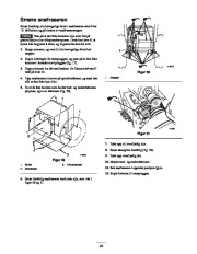 Toro 38053 824 Power Throw Snowthrower Eiere Manual, 2003 page 23