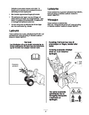 Toro 38053 824 Power Throw Snowthrower Eiere Manual, 2003 page 5