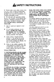 Toro 38054 521 Snowthrower Owners Manual, 1994 page 2