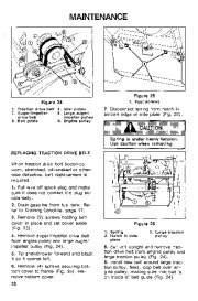 Toro 38054 521 Snowthrower Owners Manual, 1994 page 20