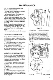 Toro 38054 521 Snowthrower Owners Manual, 1994 page 21