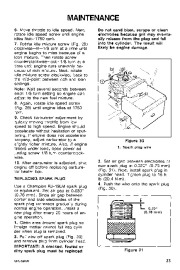 Toro 38054 521 Snowthrower Owners Manual, 1994 page 23