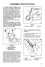Toro 38054 521 Snowthrower Owners Manual, 1994 page 9