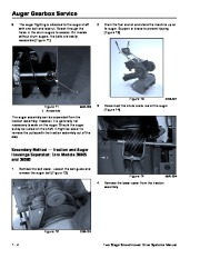 Toro 38054 521 Snowthrower Service Manual, 1993 page 12