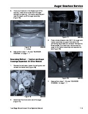 Toro 38053 824 Power Throw Snowthrower Service Manual, 2003 page 13