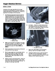 Toro 38054 521 Snowthrower Service Manual, 1991 page 14