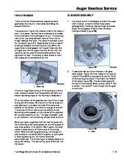 Toro 38053 824 Power Throw Snowthrower Service Manual, 2003 page 17